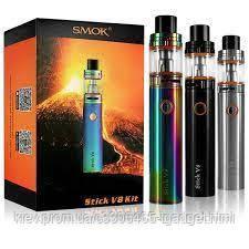 Электронная сигарета, Vape V8 ( Разные цвета )