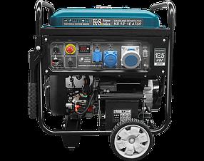 Генератор бензиновый Konner&Sohnen KS 15-1E ATSR (12,5 кВт)