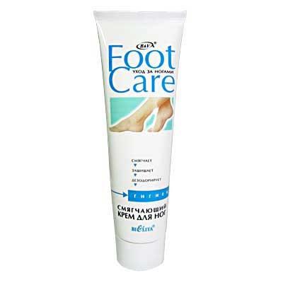 Белита Foot Care Крем для Ног СМЯГЧАЮЩИЙ 100 мл