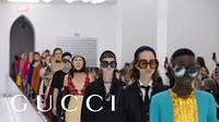 Коллекция Gucci Весна-Лето 2020