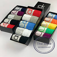 Набор мужских трусов Calvin Klein Steelв коробке 5 штук!