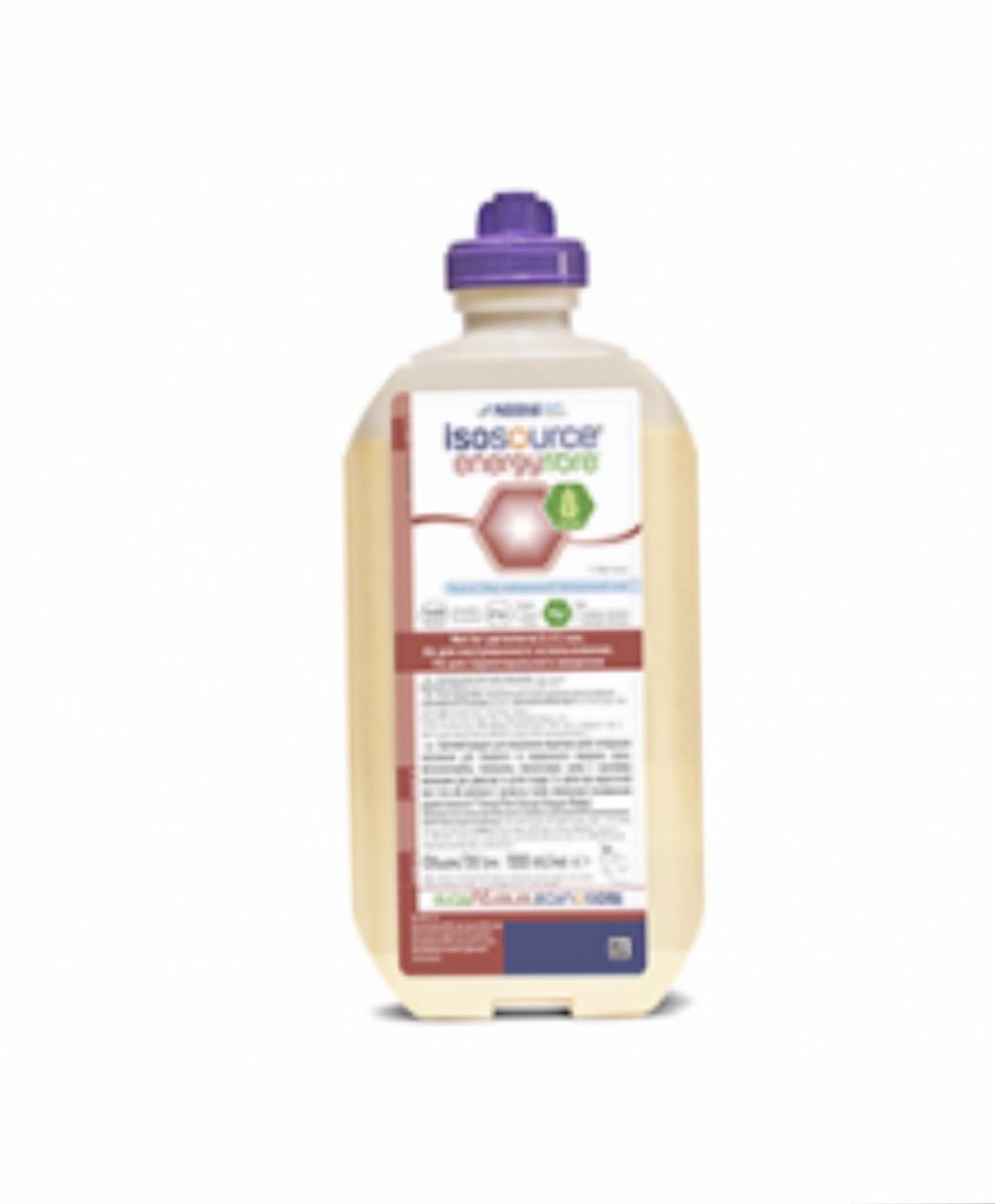 Клiнiчне харчування Nestle Isosource® energy fibre (Изосурс Энерджи Файбе)1000 мл