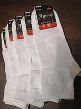 Елегант шкарпетки чоловік. спорт стрейч р. 27-29 ( Білі )