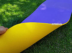 Коврик для йоги, фитнеса и спорта (каремат спортивный) OSPORT Спорт 16мм (FI-0038-1)