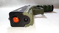 Пістолет стартовий Retay G17,Колір - олива., фото 1
