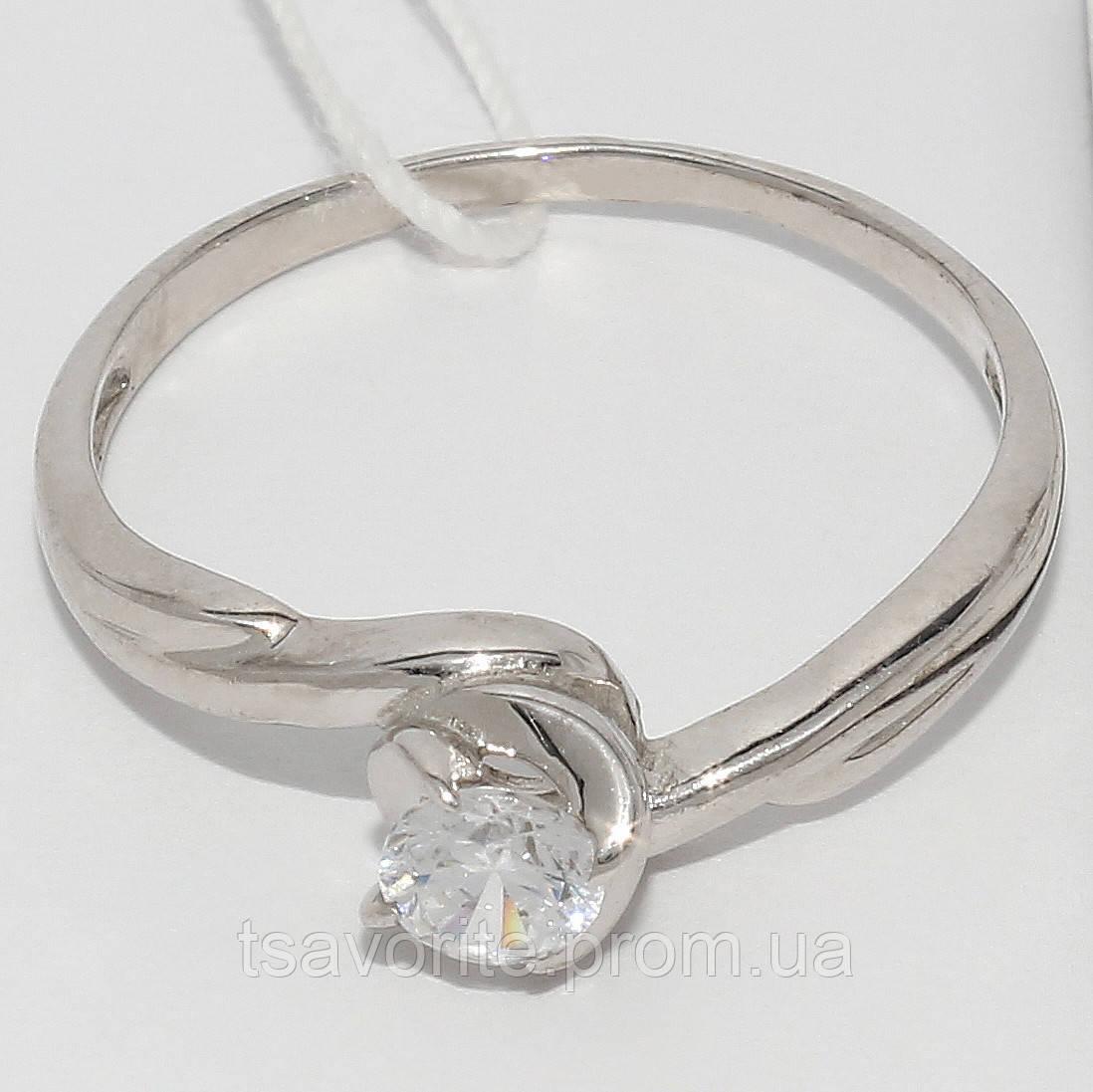 Серебряное кольцо 97КЮ