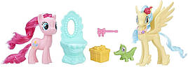 Пони Май Литл Пони Пинки Пай и принцесса Скайстар Вечеринка друзей My Little Pony Pinkie Pie Hasbro