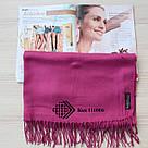 Турецкий шарф из тонкой пашмины 116006, фото 2