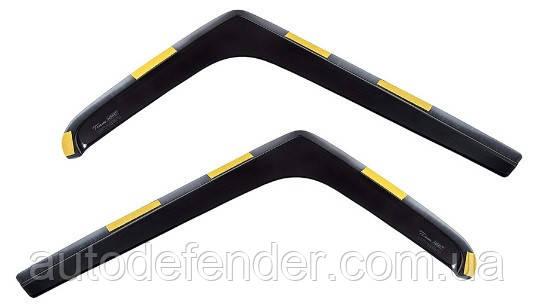 Дефлектори вікон (вставні!) вітровики Renault Magnum 1990-2008, HEKO, 27137