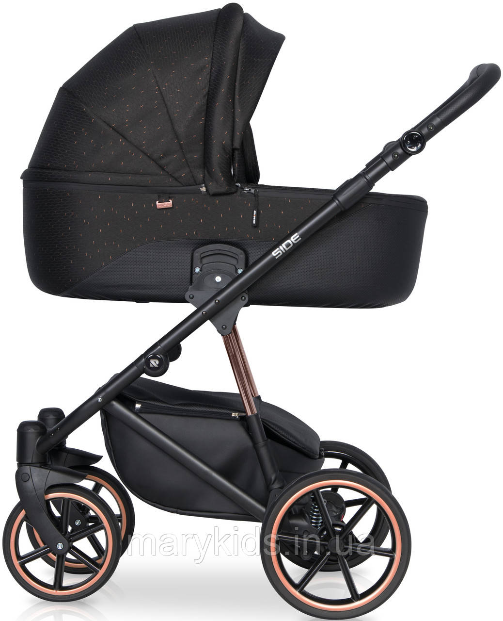 Детская универсальная коляска 2 в 1 Riko Side 06 Cooper