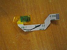 Шлейф соединительный Шлейф тачпада Samsung  NP-N100SP, NP-N100S, N100 БУ