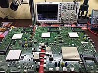 Ремонт телевизоров Philips на шасси материнских плат серии QFU, фото 1
