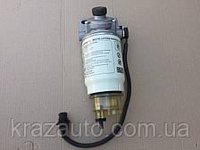 Фильтр топливный с основанием PL 270 КАМАЗ ЕВРО-2 (c/обогр.) (RIDER) RD270K