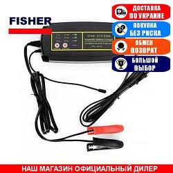 Импульсное зарядное устройство Smart 8А. (Зарядное устройство для аккумуляторов GEL, AGM);