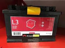 Аккумуляторная батарея (70 А*ч) Renault Megane (Motrio 8671016930) 620 A