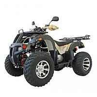 Квадроцикл Hummer 200 LUX (ланцюговий привід) Пустельний камуфляж, фото 1