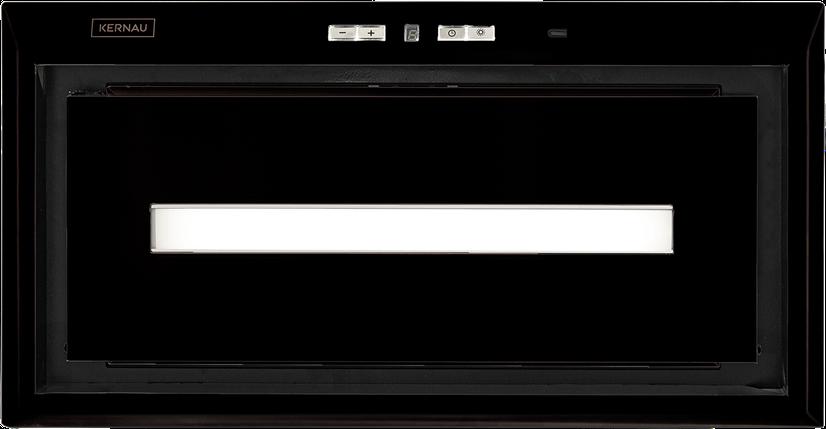 Встраиваемая вытяжка Kernau KBH 08501 B, фото 2