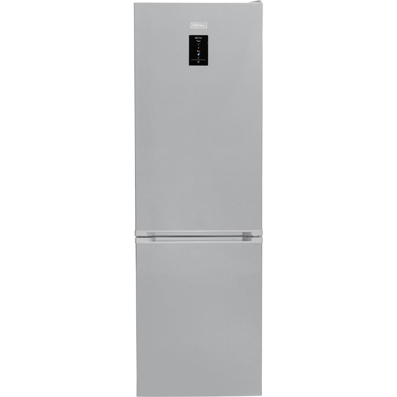 Двухкамерный холодильник Kernau KFRC 18262 NF E IX