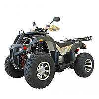 Квадроцикл Hummer 200 LUX SD (карданний привід) Пустельний камуфляж