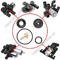Ремкомплект клапанов печки BMW E36, E46, E60, E61, E63, E53, E39, E52, E83, Z3, E90, E70, E71, фото 1