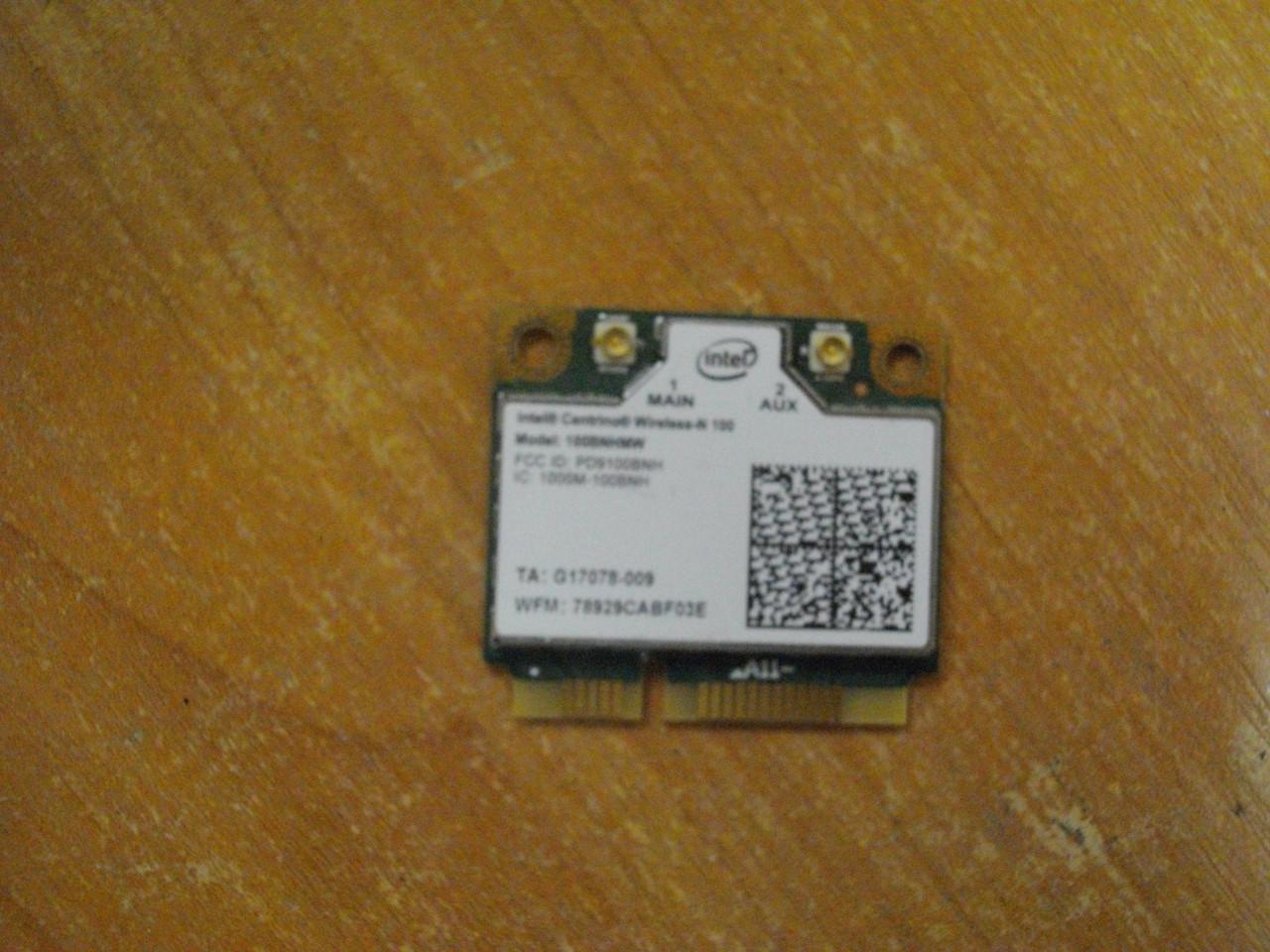 Плата модуль wi-fi 100BNHMW Samsung NP-N100SP, NP-N100S, БО N100