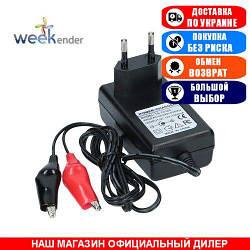 Импульсное зарядное устройство Nic TS-1012C. Маломощное; (Зарядное устройство для аккумуляторов GEL, AGM, Кислотный);