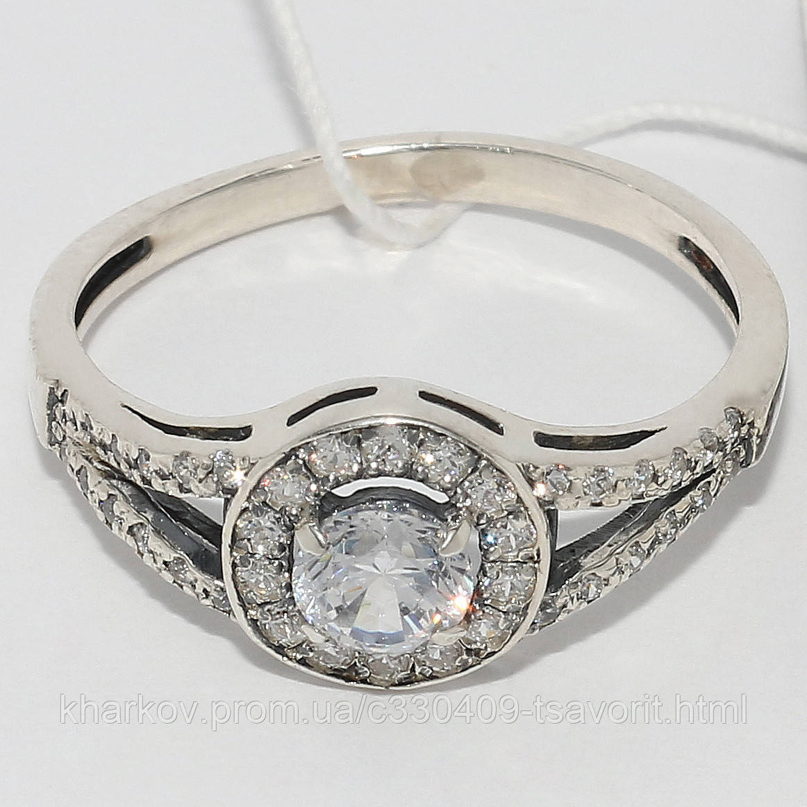 Серебряное кольцо 110КЮ