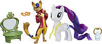 Пони Май Литл Пони Рарити и Каппер Стильные друзья My Little Pony Rarity & Capper Hasbro