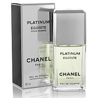 Chanel Egoiste Platinum Туалетная вода 100 ml (Шанель Эгоист Платинум) Парфюмерия Духи Парфюм Мужские edt