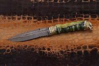 """Авторский нож ручной работы для охоты """"Хищник"""""""