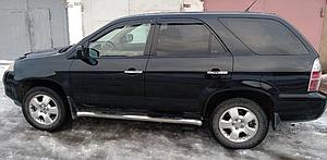 Ветровики Acura MDX I (YD1) 2001-2006  дефлекторы окон