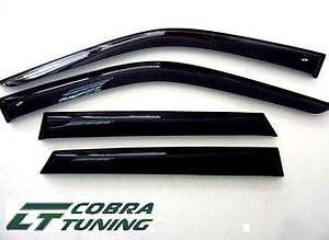 Ветровики Acura ZDX 2009-2013  дефлекторы окон