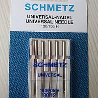 Голки Schmetz Universal  80 для побутових машин