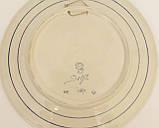 Настенная фарфоровая тарелка с мельницей, делфтский фарфор, Делфт, Delft, Голландия, фото 5