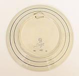 Настенная фарфоровая тарелка с мельницей, делфтский фарфор, Делфт, Delft, Голландия, фото 6