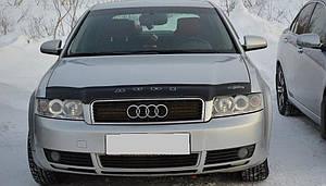Мухобойка, дефлектор капота AUDI A4 (кузов 8Е,В6) с 2001-2005 г.в.