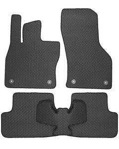 Коврики EVA для автомобиля Audi A3 2012- / VW Golf VII 2013- / Seat Leon 2012- / Skoda Karog 2017- Комплект