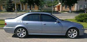 Ветровики BMW 5 Sd E39 1995-2003  дефлекторы окон