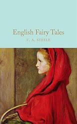 Книга English Fairy Tales
