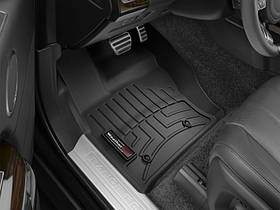 Ковры резиновые WeatherTech Range Rover  2013+ передние черные