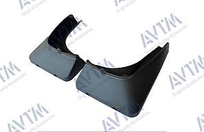 Брызговики задние для BMW X5 E70 2007-2013 комплект 2шт соответствуют оригиналу 82160416163