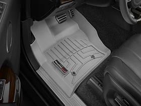 Ковры резиновые WeatherTech Range Rover   2013+ передние серые