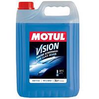 Готовая жидкость в бачок омывателя -20`C MOTUL Vision Classic -20°C 5л 107787/992606