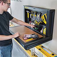 Стол рабочий STANLEY FMHT81528-1 для инструмента складной FatMax с хранением инструментов 900 х 450 х 100 мм