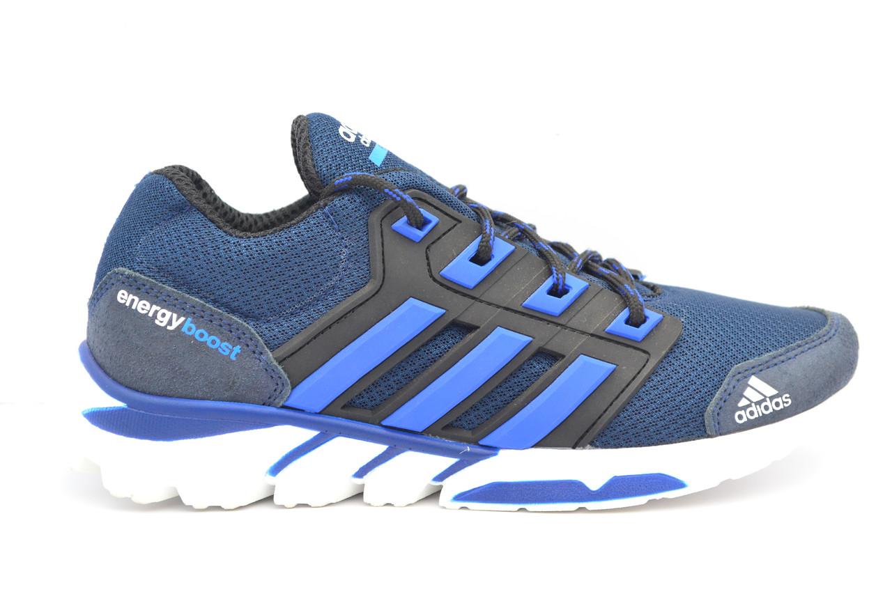 Кроссовки Adidas a2 синие сетка