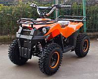 Электроквадроцикл (дитячий) Hummer J-Rider 1000W Помаранчевий, фото 1