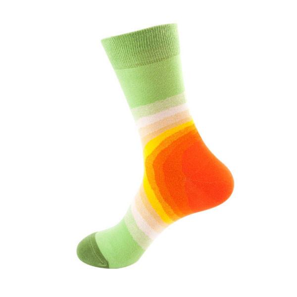 Носки MavkaSox Art Style light green(5024)
