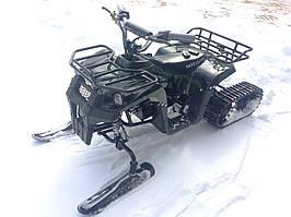Электроквадроцикл (детский) Hummer J-Rider 1000W Хаки