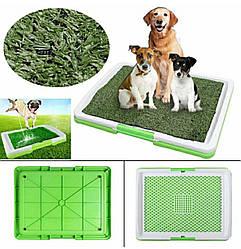 Туалет для собак, домашній туалет Puppy Potty Pad