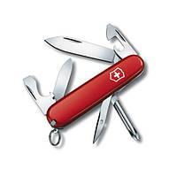 Складной нож Victorinox Викторинокс Tinker 84 мм 12 предметов красный